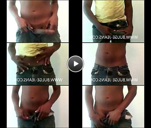 black guy jeans video