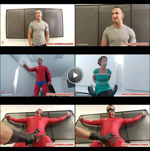 male bondage and kink video