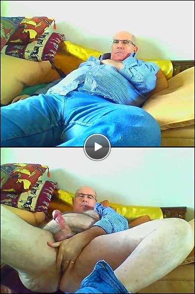 silver daddy xxx video