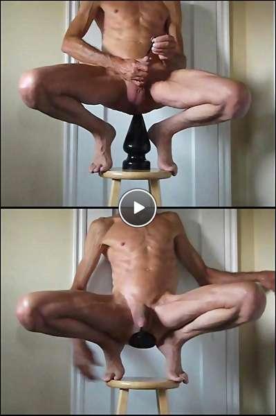 wearable butt plug video